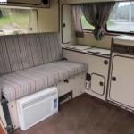 1984 vw vanagon westfalia camper orange atascadero california 10k 4