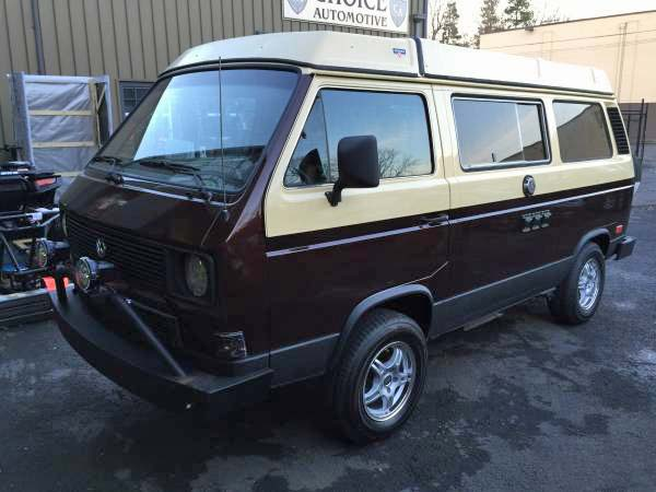 Restored 1984 VW Vanagon Westfalia Camper - $17,900 in Gresham,