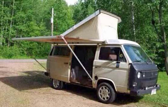 Rusty Bargain? - 1984 VW Vanagon Westfalia Camper - $5k in