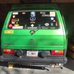 1985 vw vanagon westfalia camper green atlanta ga 15k 2