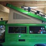 1985 vw vanagon westfalia camper green atlanta ga 15k 4