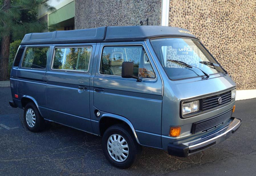 Clean! 1987 Westy Camper Automatic - No Reserve Auction in Scott