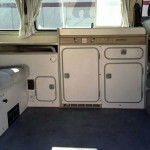 1987 vw vanagon westfalia camper white sf bay area 30k 3