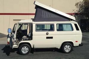 1987 VW Vanagon Westfalia Camper - $29,500 in Sacramento, CA