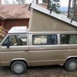 1987 VW Vanagon Westfalia Weeknder - $9,700 in Quincy, CA