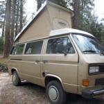 1987 vw vanagon westfalia weekender quincy ca 9500 2