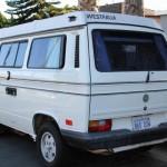 1989 vw vanagon westfalia camper 168k miles 13k santa monica ca 2