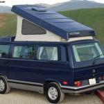 1991 vw vanagon westfalia weekender auto orly blue la 24k 2