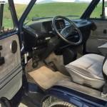 1991 vw vanagon westfalia weekender auto orly blue la 24k 3