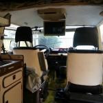 1982 vw vanagon westfalia camper chevy v8 engine auction 2