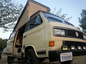 Chevy V8 Powered 1982 Westfalia Camper - Auction in Agoura Hills