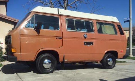 27k Miles - 1982 VW Vanagon Westfalia Camper Diesel - $14,500 in