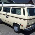 1982 VW Vanagon 1.6L Diesel Westfalia - 90k Miles - $14k in Port