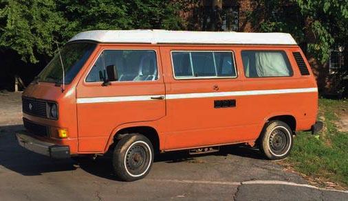 1983.5 VW Vanagon Westfalia Camper - $7,500 in Atlanta, GA