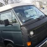 1985 VW Vanagon Westfalia Camper - Auto - $7,200 In Coeur d'Alen