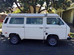 1985 VW Vanagon Westfalia Camper w/ 2.2L Subaru + Extras - $25k