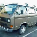 1985 vw vanagon westfalia weekender 4900 bellingham wa 1