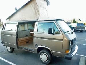 1985 VW Vanagon Westfalia Weekender - $4,900 in Bellingham, WA