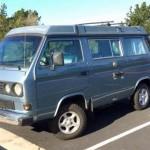 1987 VW Vanagon Syncro TDI Westfalia Camper - $38,000 in Santa C