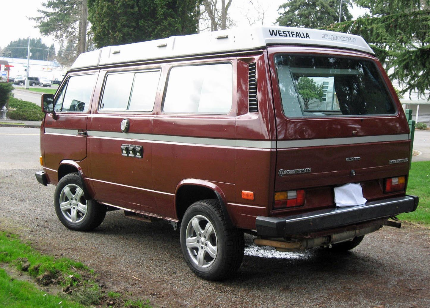 1987 VW Vanagon Syncro Westfalia Camper - Auction or $37k in