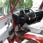1987 vw vanagon westfalia camper syncro red auction tacoma wa 37k 3