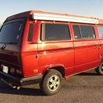 Oh Canada! 1988 VW Vanagon Westfalia Camper w/ 2.2L Subaru - $12
