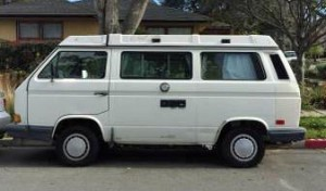1989 VW Vanagon Westfalia Camper - Auto / 138k - $8,500 in San Francisco, CA