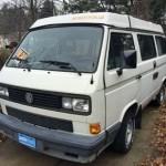 1989 VW Vanagon Westfalia Camper - 115k Miles - Automatic - $10k