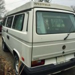 1989 vw vanagon westfalia camper automatic saginaw mi 10k 4