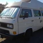1990 vw vanagon westfalia diesel high top import 23k seattle 2