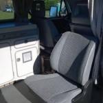 1990 vw vanagon westfalia diesel high top import 23k seattle 3