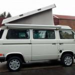 1990 Vanagon Westfalia Camper - Auto - 141k - Auction in Puyallu