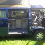 1991 vw vanagon westfalia camper orly blue auto hilo hi 16500 4