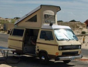 1982 Westy Camper w/ 1.9L Turbo Diesel - $15k in Austin, Texas
