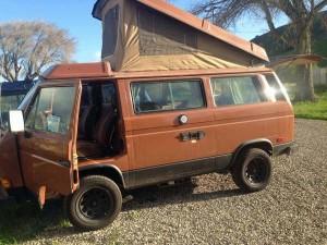 1982 Diesel Westfalia Camper w/ 69k miles - $10k in Santa Barbar