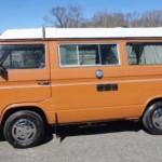 49k Miles! 1983.5 VW Vanagon Westfalia Camper Auction in New Jer