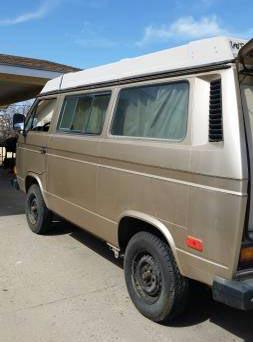 1985 VW Vanagon Westfalia Camper - $8,000 in Albuquerque, NM