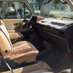 1985 vw vanagon westfalia camper auction lompoc ca 3
