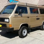 1986 Syncro 2.5L Subaru Westfalia Camper - Auction in South Dako