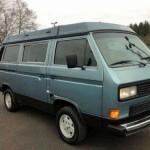 1987 VW Vanagon Westfalia Camper - No Reserve Auction in Belling