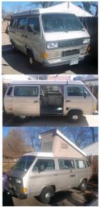 1987 VW Vanagon Westfalia Camper - 135k Miles - $6,500 in Denver, CO