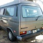 1987 vw vanagon westfalia camper st petersburg fl 6500 2