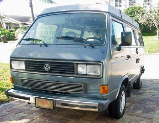 Deal! 1987 VW Vanagon Westfalia Camper $6,500 in St. Petersburg,