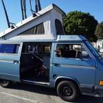 1988 VW Vanagon Westfalia Conversion Auction in Anaheim, CA