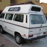 1990 vw vanagon syncro adventure wagon white 22k palo alto 2