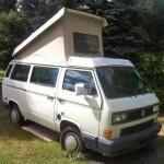 1990 VW Vanagon Westfalia Camper - 77k Miles - $13k in Kerhonkso