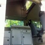1990 vw vanagon westfalia camper white manual 13k ny state 4