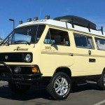 1984 vw vanagon westfalia camper gowesty engine trans auction clackamas or