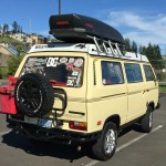 1984 vw vanagon westfalia camper gowesty engine trans auction clackamas or 2