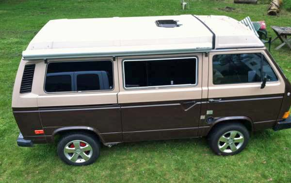 Adventure Subaru Ohio >> 3.3L Subaru SVX - 1984 Westfalia Camper $23,000 in Eugene, OR